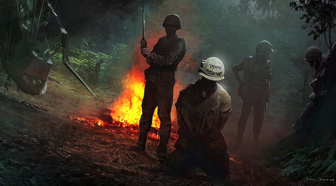 Next Call of Duty Set During Vietnam, Says New Rumor