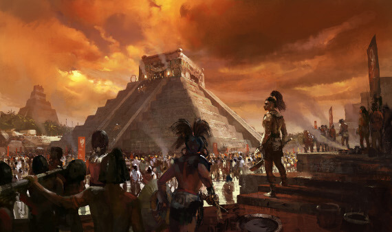 Civilization V Review - Chichen Itza