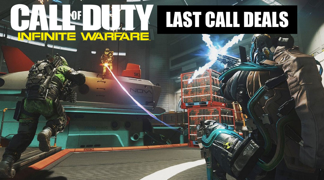 Last Call on Infinite Warfare Pre-Order Deals for Steam & Console