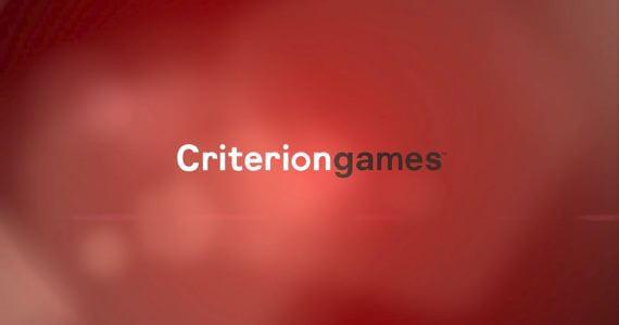 Criterion Games Teases Big Announcement