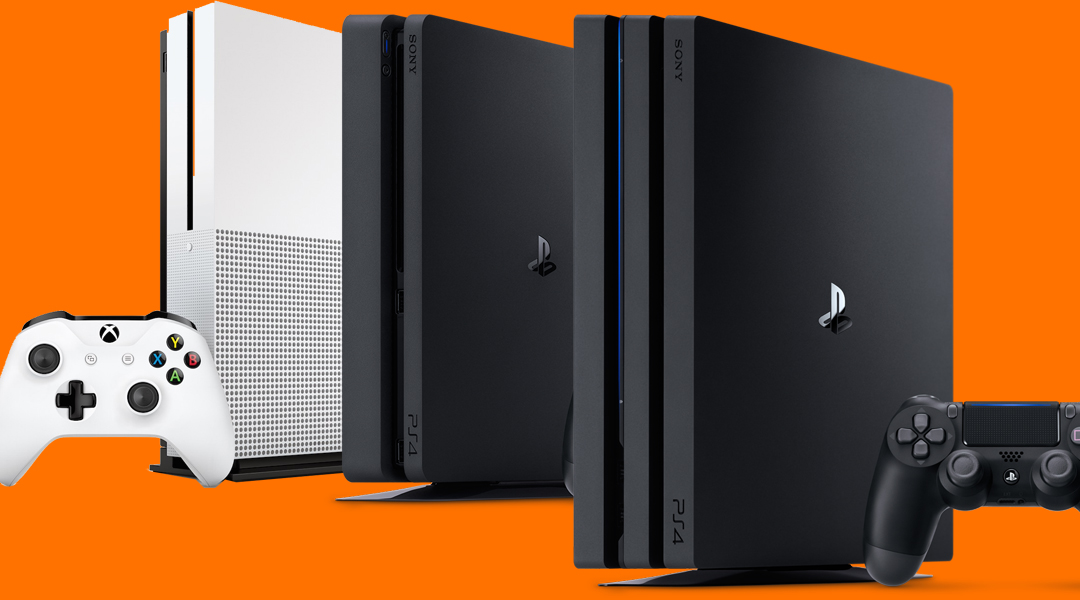Best Xbox One S, PS4, Video Games Cyber Monday Deals