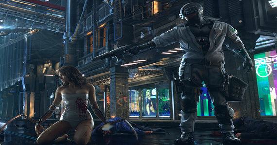 Mike Pondsmith Explains the World of Cyberpunk 2077