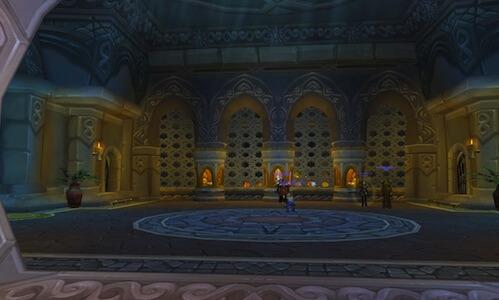 World of Warcraft dalaran bank