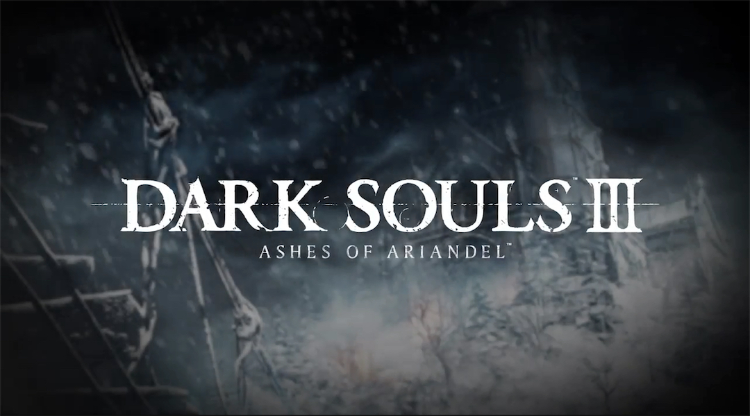 Dark Souls 3 Releases New Gameplay for Ashes of Ariandel DLC