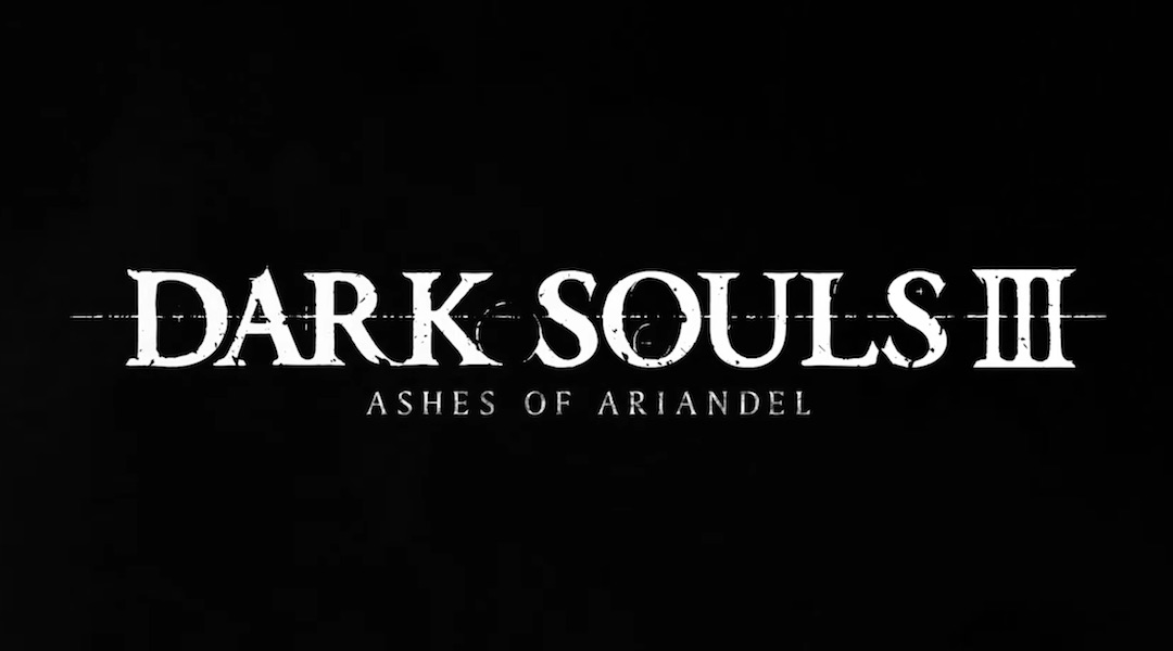 Dark Souls 3: Official Ashes of Ariandel DLC Trailer Releases