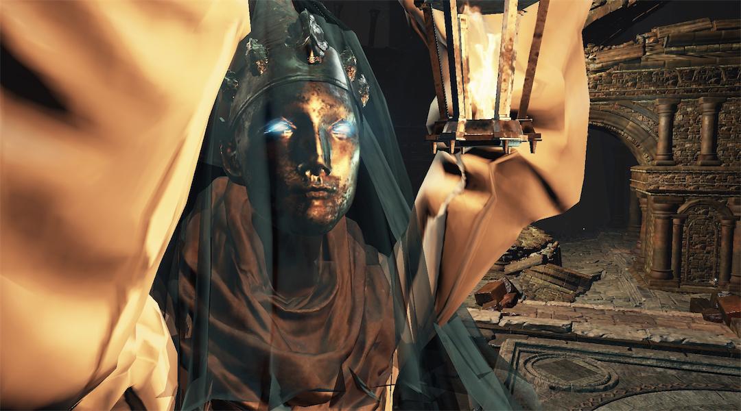 Dark Souls 3 Halloween Costume Is Pretty Creepy