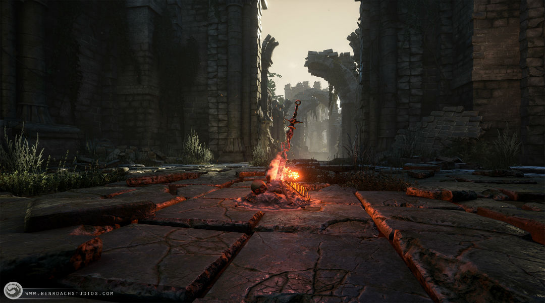 Dark Souls 3 Looks Amazing Recreated in Unreal Engine 4