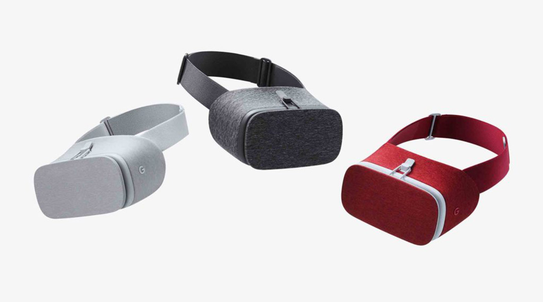 Google Announces Daydream View VR Headset For November Launch