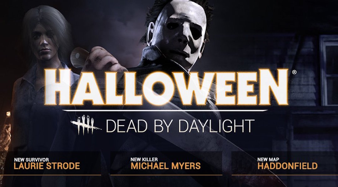 Dead By Daylight Adds Michael Myers as Killer & More
