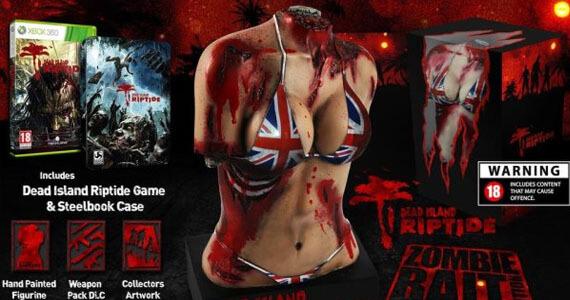 Deep Silver Reveals, Apologizes for 'Dead Island: Riptide Zombie Bait Edition'