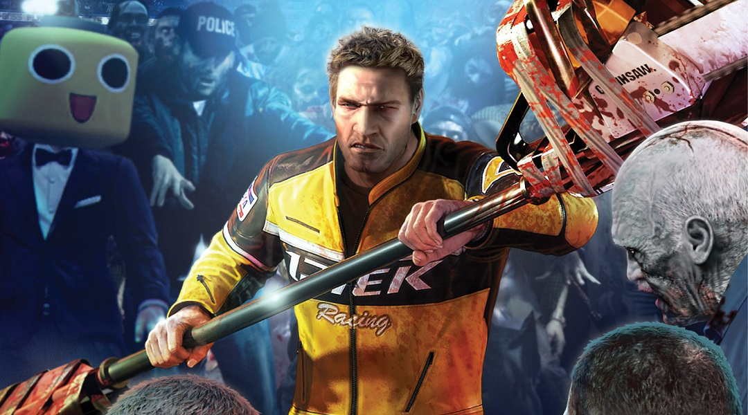 Dead Rising 1 2 And Off The Record Coming To Ps4 And Xbox One