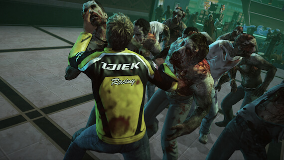 Dead Rising 2 Review - Zombies