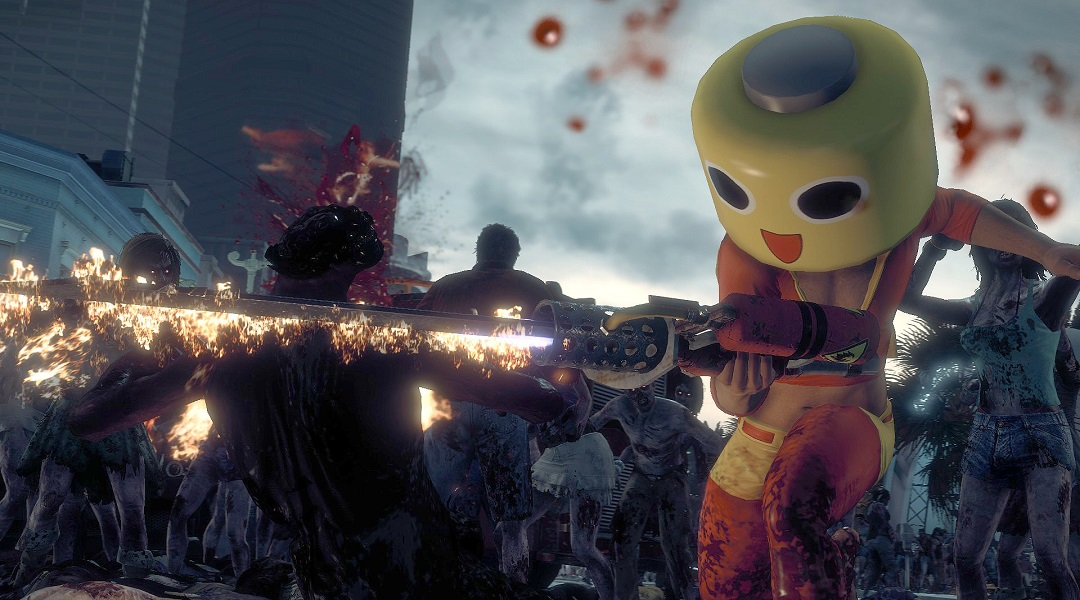 Dead Rising 4 Trailer Highlights Combo Weapons, Crazy Costumes
