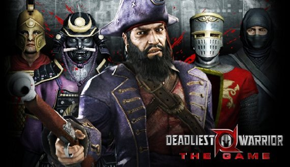 The Deadliest Warrior: The Game PS3