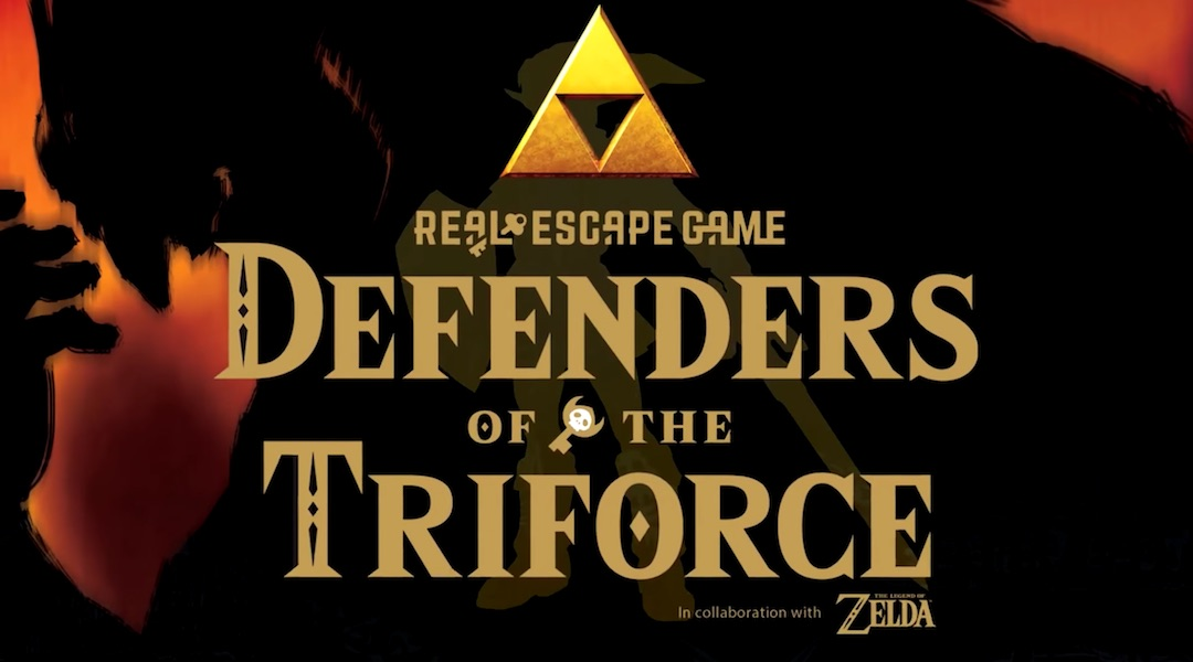 Zelda Escape Room Experience Coming From Nintendo