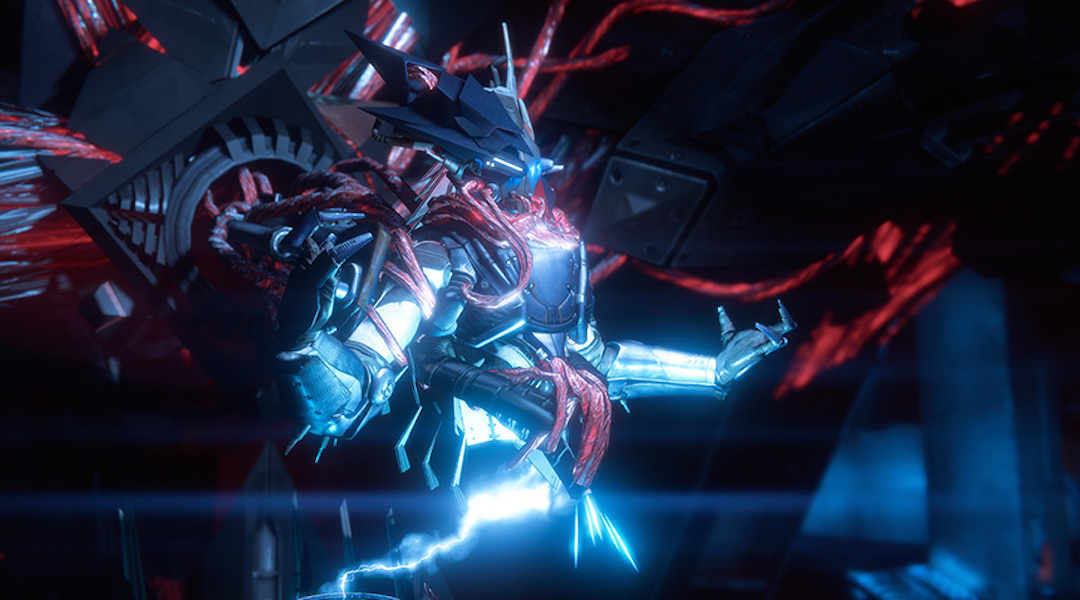 Destiny Raid's Aksis Challenge Mode Goes Live Next Week
