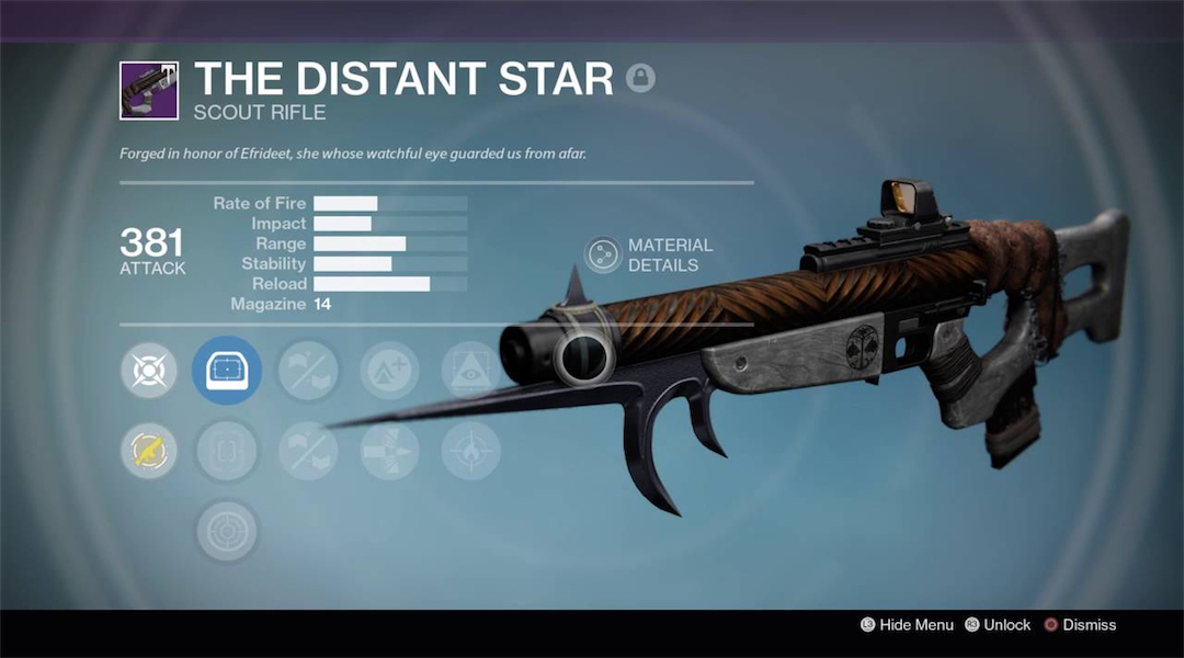 Destiny Fan Makes Iron Banner Scout Rifle Replica