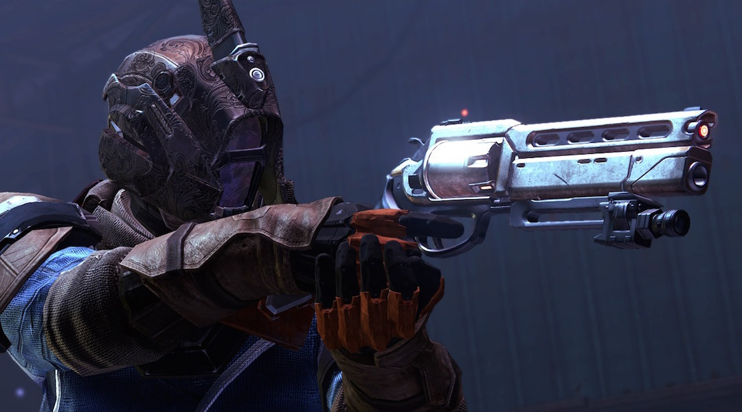 Destiny Fan Creates Awesome Raid Weapon Concepts