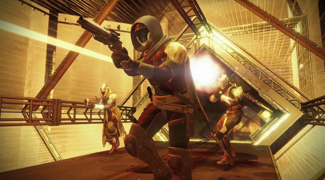 Destiny Update Adds Major Changes to Upgrade Economy
