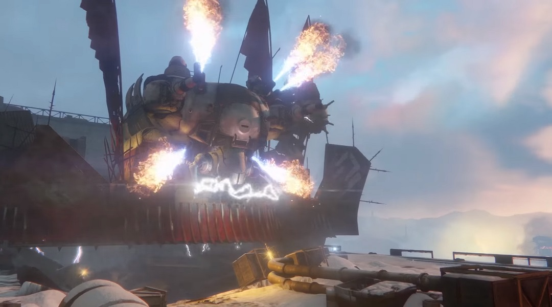 Destiny Players Find Way to Skip Siege Engine Raid Boss Fight