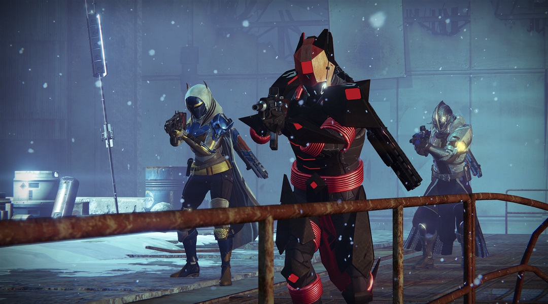Destiny: Rise of Iron Server Access Issues Being Investigated By Bungie