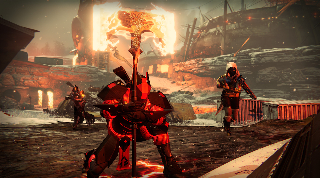Destiny: Rise of Iron Patch Fixes Strike Loot Drop Issues