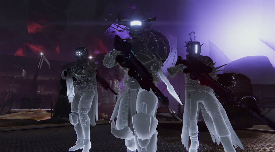 Destiny April Update How To Get The Taken Armor Set And Emote