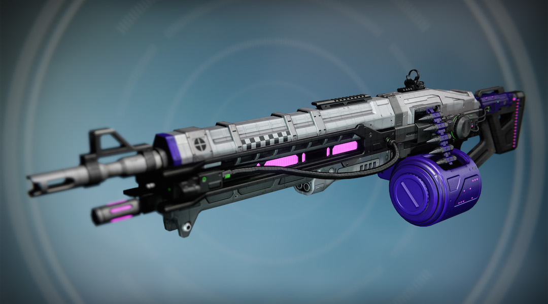 Destiny Guide: How to Get the Void and Solar Exotic Machine Guns