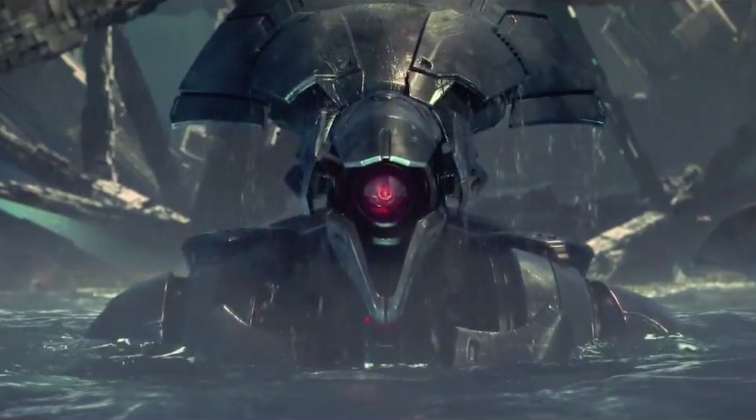 Destiny Footage Shows Unreleased Vex Cinematic [UPDATE]