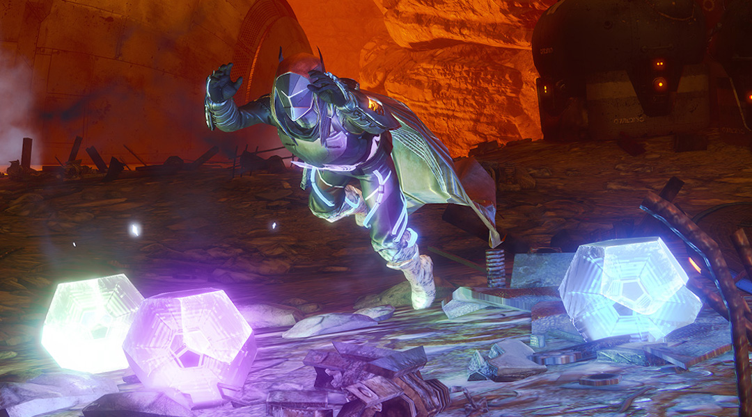 Next Destiny Update Will Raise Light Level to 400