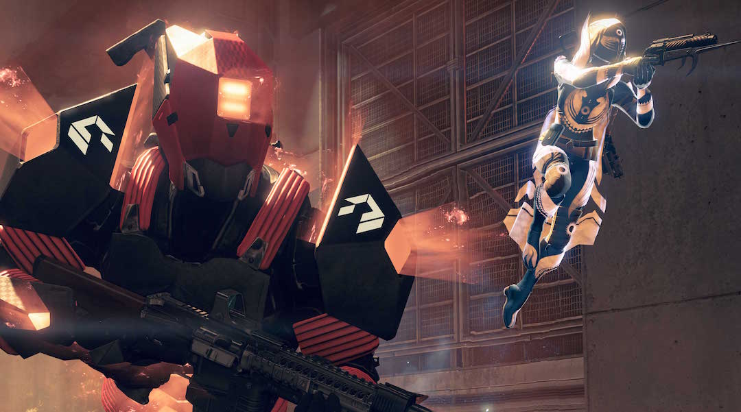 Destiny: 2-Man Teams Beat Wrath of the Machine Raid on Heroic