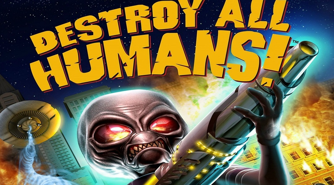 Destroy All Humans! Coming to PS4