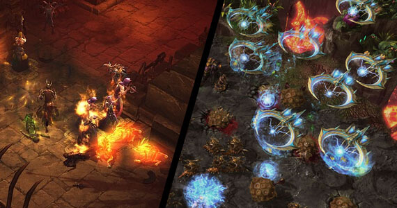 'Diablo 3' Gets Crowd Control Update; 'Heart of the Swarm' Closed Beta Live