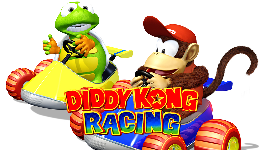 Video from Cancelled Diddy Kong Racing Sequel Surfaces