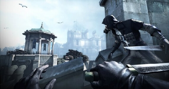 Dishonored: The Knife of Dunwall - gameplay