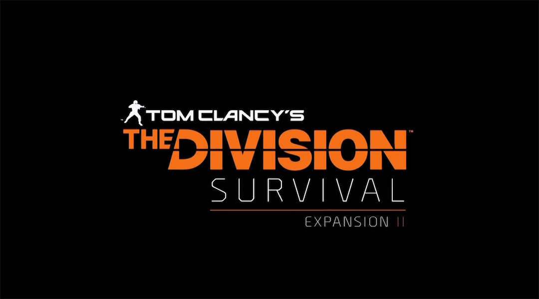 The Division Releases Survival Expansion Reveal Trailer