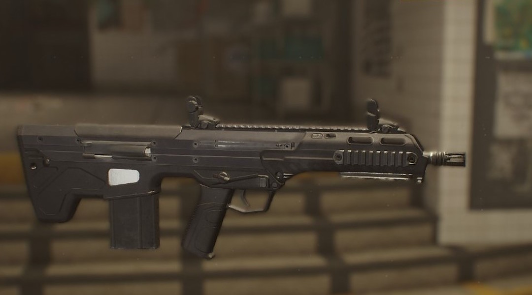 Division Guide: How to Get the Urban MDR Rifle