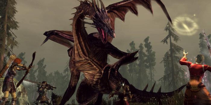'Dragon Age: Origins' Free on Origin