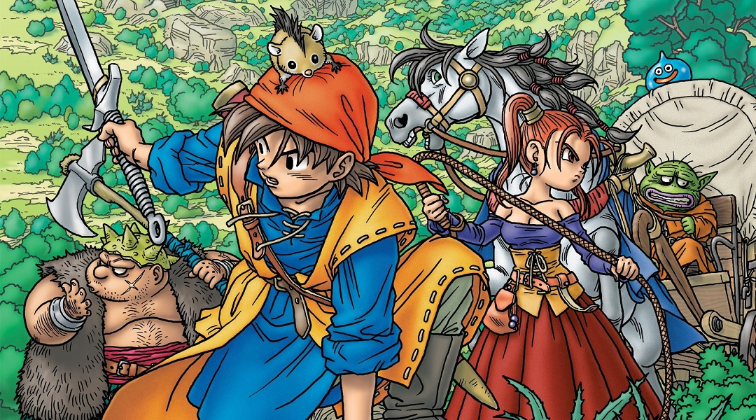 Dragon Quest 8: Journey of the Cursed King Review