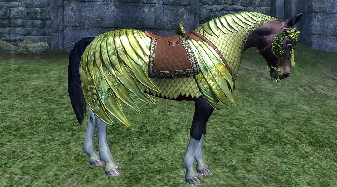 Elder Scrolls Oblivion's Horse Armor Was More Popular Than You Think