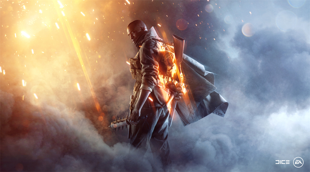 Battlefield 1 Shows Off 12 Minutes of Campaign Gameplay