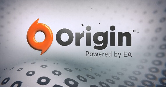 electronic arts origin logo