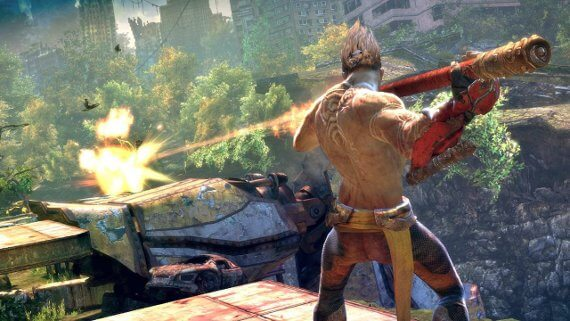 'Enslaved: Odyssey to the West' Review