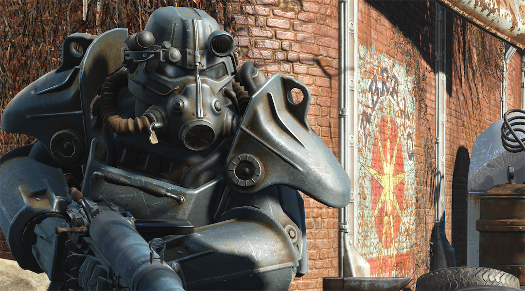 Fallout 4 Gets a PS4 Pro Update This Week