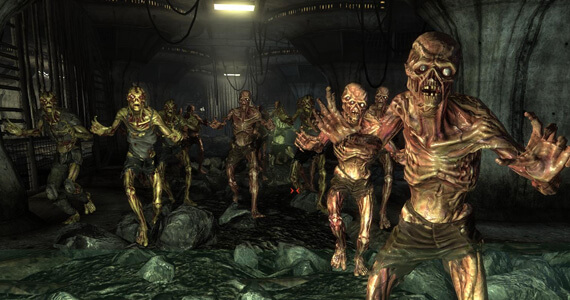 Fallout: New Vegas 2 Ghouls