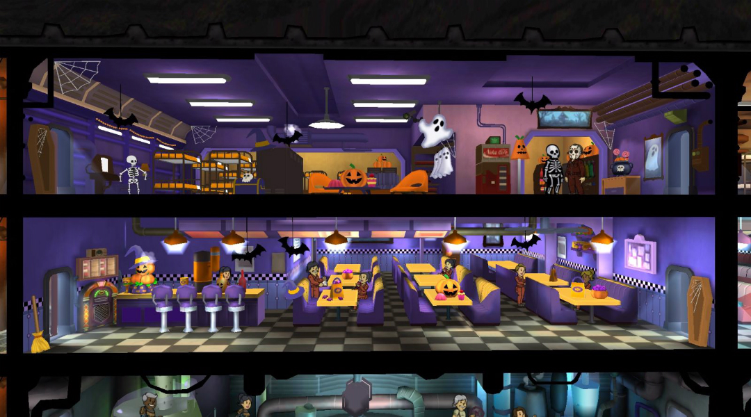 Big Fallout Shelter Patch Adds New Features