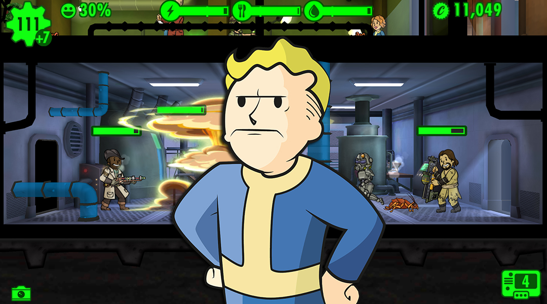 Fallout Shelter May Not Come to PS4