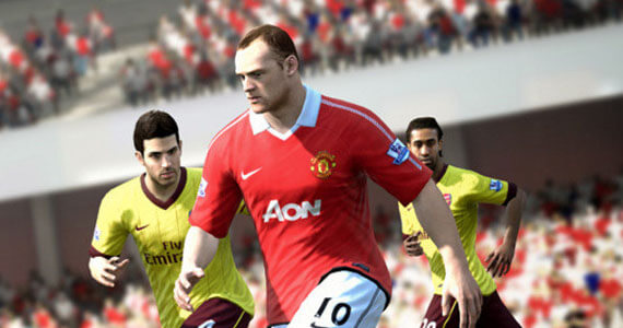 FIFA 12 demo video leaks