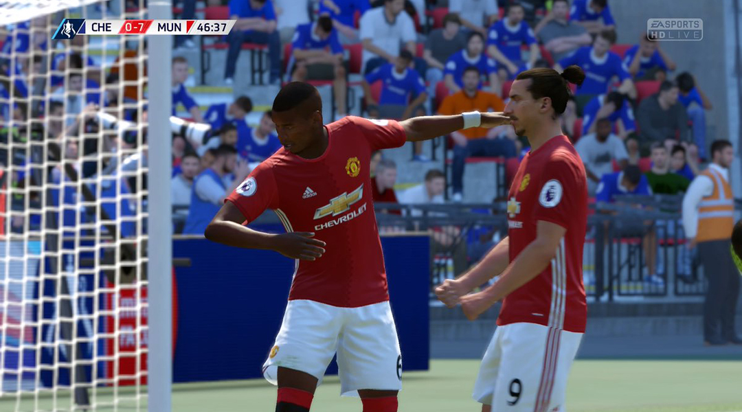 FIFA 17 Guide: How To Dab