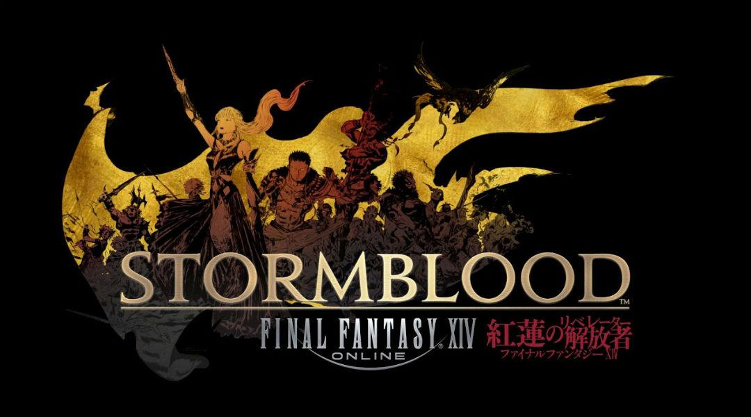 Final Fantasy 14 Stormblood Trailer Highlights Samurai